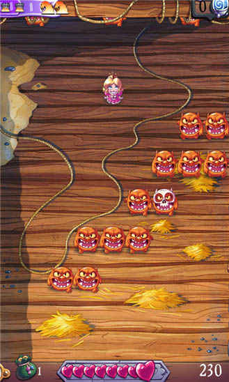 Monster Burner для Windows Phone