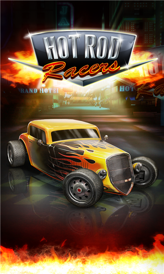Hot Rod Racers для Windows Phone