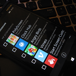 ��� �������������� ���� � ��������� �� Windows Phone 8.1?