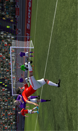 Dream League Soccer для Windows Phone