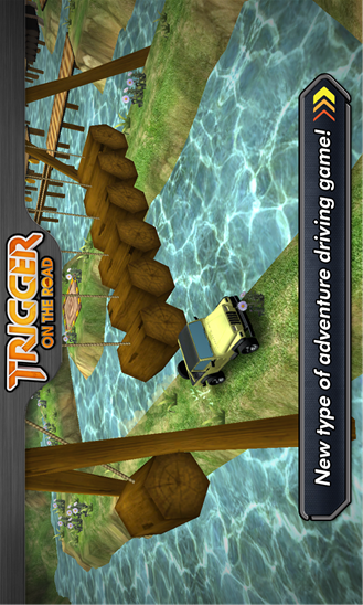 Trigger On The Road для Windows Phone