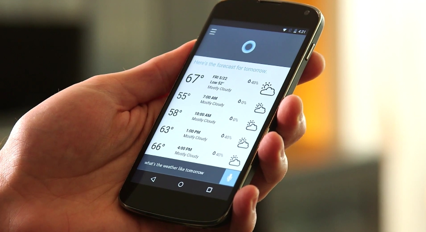 cortana su android